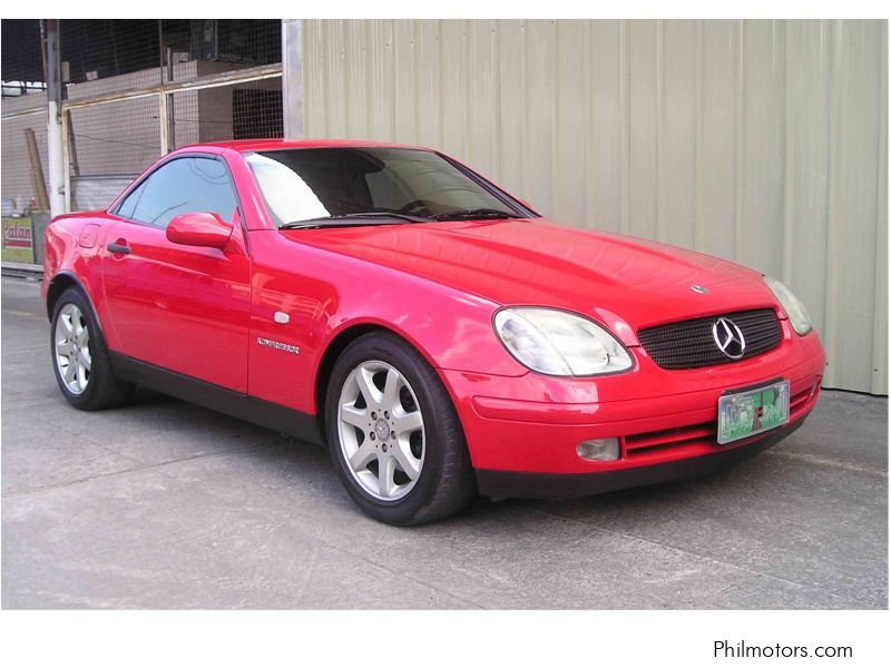 Used mercedes benz slk 230 2000 slk 230 for sale for Mercedes benz philippines price list