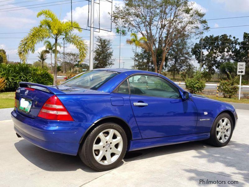 Used Mercedes Benz Slk 230 2000 Slk 230 For Sale