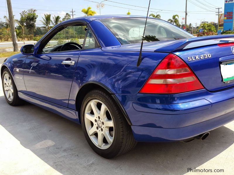 Used Mercedes Benz Slk 230 2000 Slk 230 For Sale
