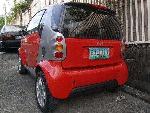 Used Mercedes Benz Smart 2000 Smart For Sale Pasig