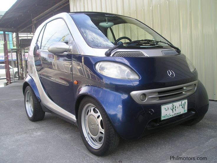 Used mercedes benz smart car 2000 smart car for sale for Mercedes benz price philippines