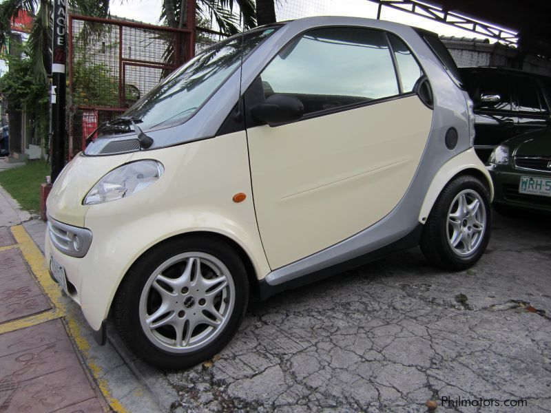 Old Cars For Sale In Philippines: Used Mercedes-Benz Smart Car