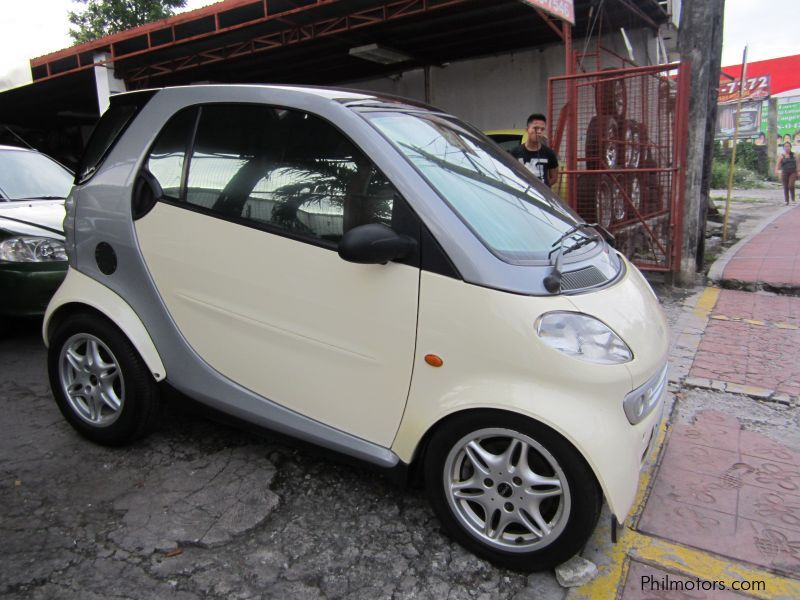 Used mercedes benz smart car 2000 smart car for sale for Smart mercedes benz