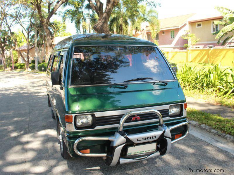 66610cef88 Mitsubishi L300 Versa Van in Philippines ...