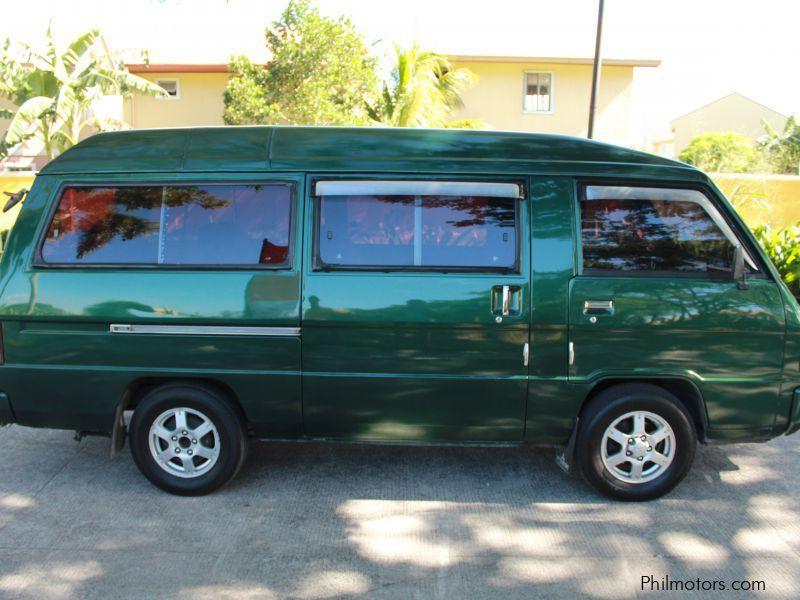 Used Mitsubishi L300 Versa Van