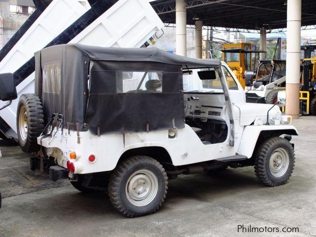 Used Mitsubishi Military Jeep | 2000 Military Jeep for ...