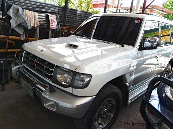 mitsubishi pajero in philippines mitsubishi pajero in philippines - Mitsubishi Montero 2000 Custom