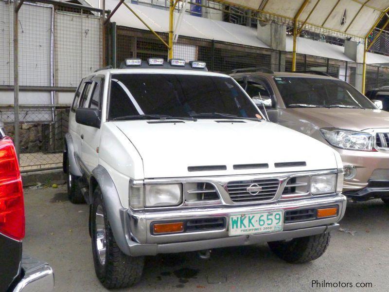 Used Nissan Terrano 2000 Terrano For Sale Quezon City