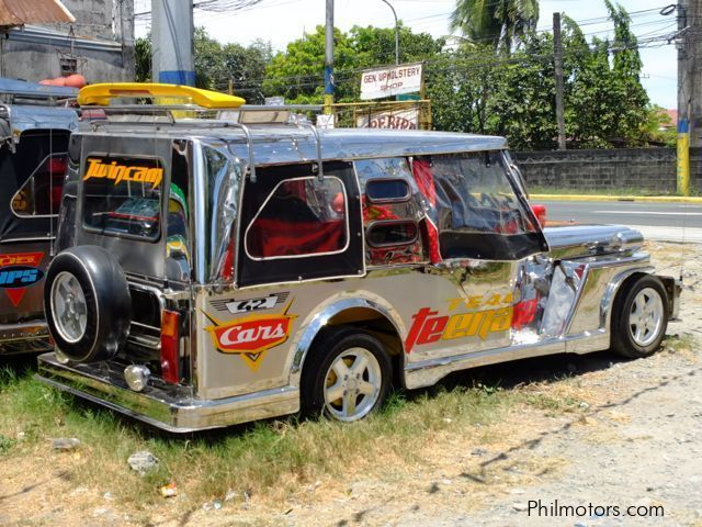 Used Owner Type Jeepney 2000 Jeepney For Sale Cavite