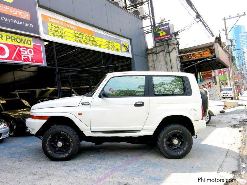 Used Ssangyong Korando 2000 Korando For Sale Quezon