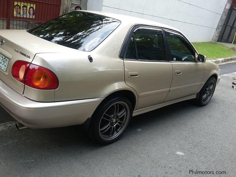 Used Toyota Altis 2000 Altis For Sale Quezon City