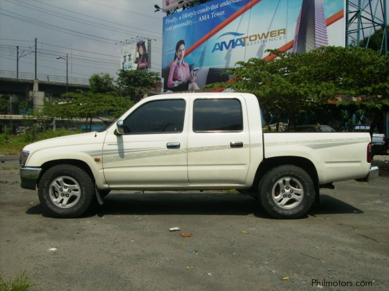Used Toyota Hilux 4x2 2000 Hilux 4x2 for sale