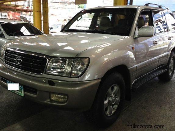 Used Toyota Land Cruiser | 2000 Land Cruiser for sale