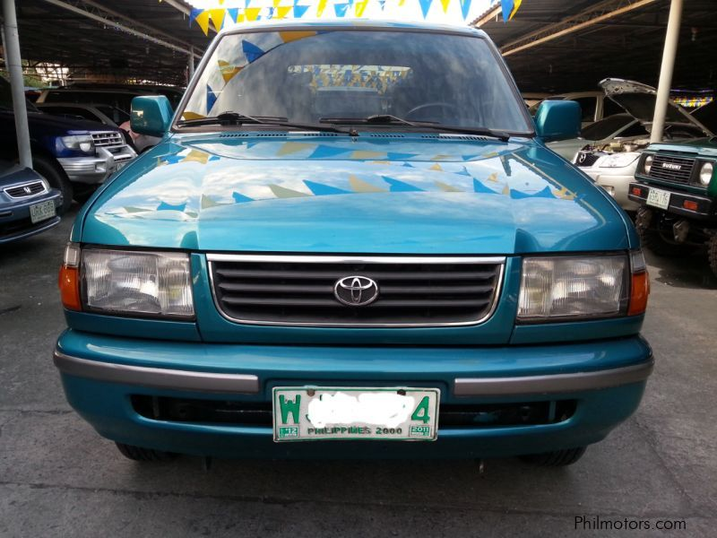 used toyota revo glx 2000 revo glx for sale pasay city toyota revo glx sales toyota revo. Black Bedroom Furniture Sets. Home Design Ideas