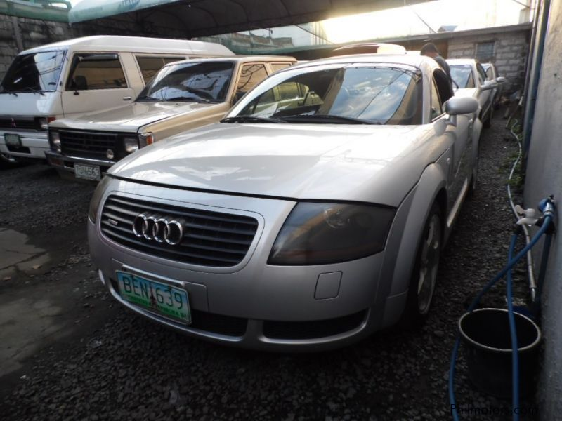 Used Audi Tt 2001 Tt For Sale Quezon City Audi Tt