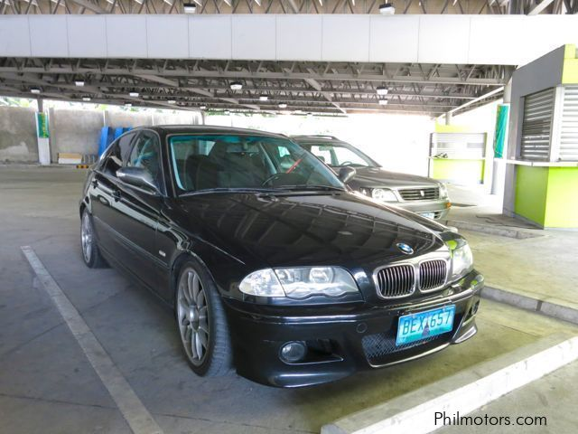 Used BMW 320i  2001 320i for sale  Quezon City BMW 320i sales