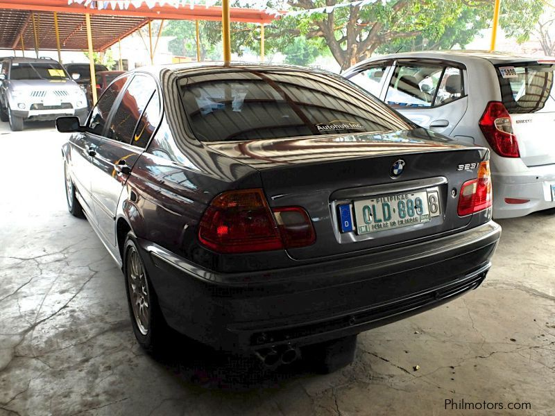2001 bmw 323ci