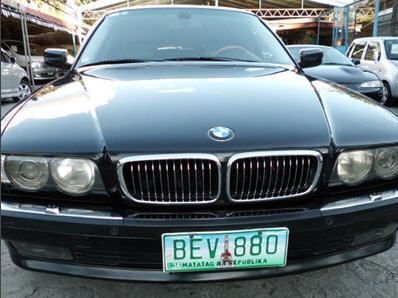 Used BMW 750iL