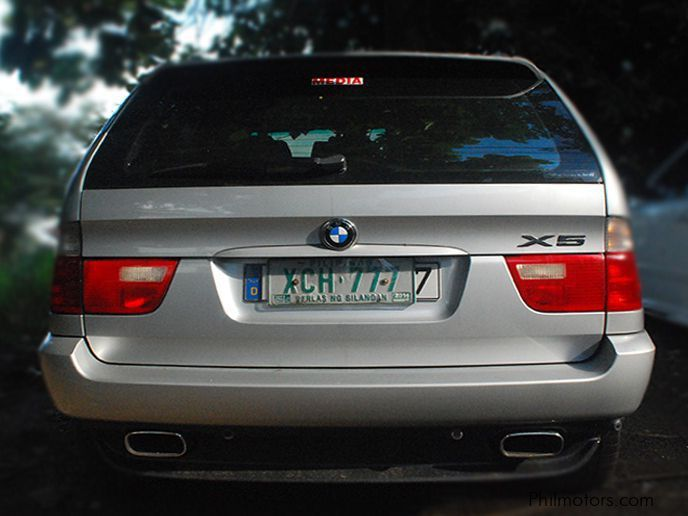 BMW X5 in Philippines