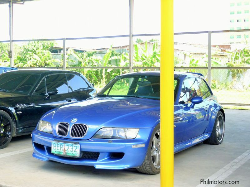 Used Bmw Z3 M Series 2001 Z3 M Series For Sale Cebu