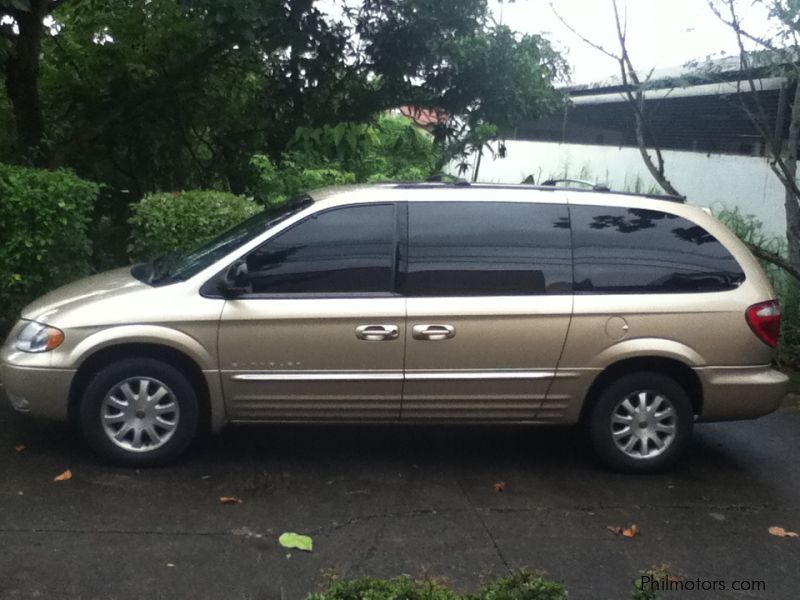 used chrysler town country 2001 town country for sale quezon city chrysler town. Black Bedroom Furniture Sets. Home Design Ideas