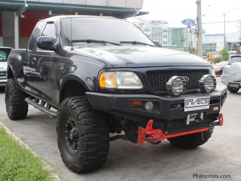 Used Ford F150 | 2001 F150 for sale | Pampanga Ford F150 ...