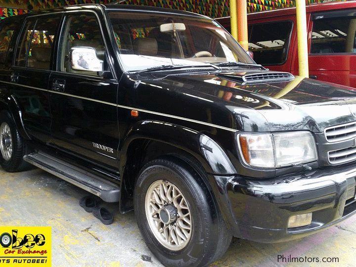 2001 isuzu trooper car photos - automatic transmissions - 190000 km