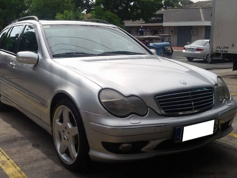 Used mercedes benz c200 2001 c200 for sale paranaque for Mercedes benz price philippines