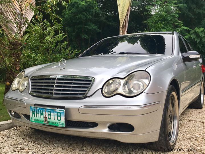 Used mercedes benz c240 2001 c240 for sale cebu for Private sale mercedes benz