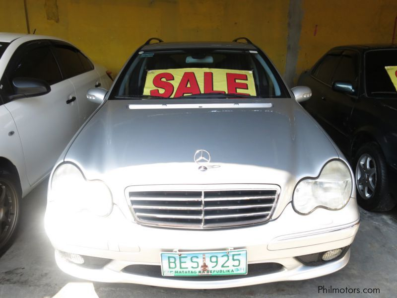 Used mercedes benz c320 2001 c320 for sale quezon city for Mercedes benz c320
