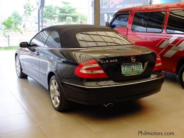 Used mercedes benz clk 320 2001 clk 320 for sale cebu for Mercedes benz 320 price