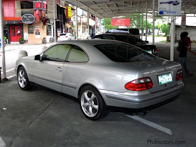 Used mercedes benz clk 320 2001 clk 320 for sale pasig for Price of clk 320 mercedes benz