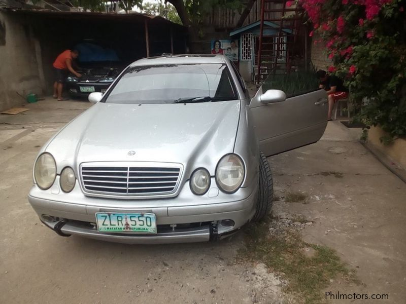 Used Mercedes Benz Clk 320 Amg 2001 Clk 320 Amg For Sale