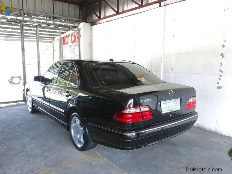 Used mercedes benz e 320 2001 e 320 for sale quezon for Mercedes benz 320 price