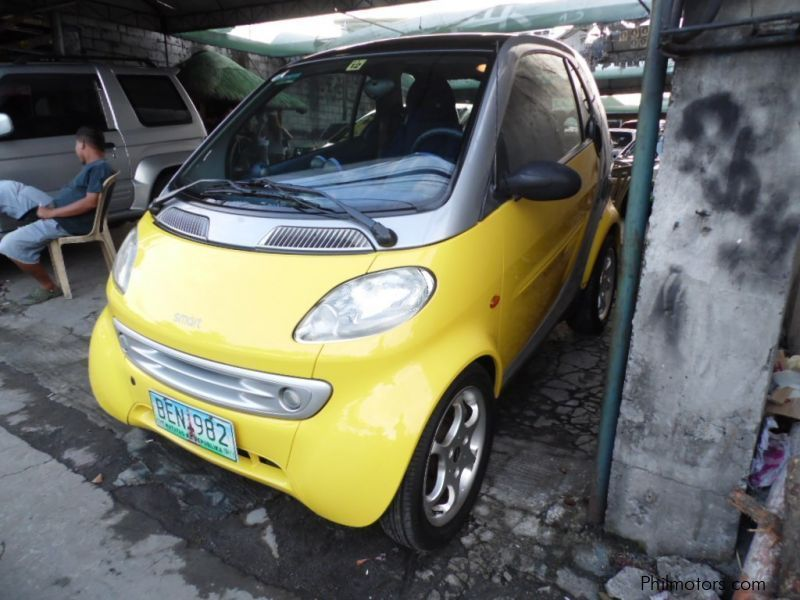 Used mercedes benz smart car 2001 smart car for sale for Mercedes benz smart car for sale