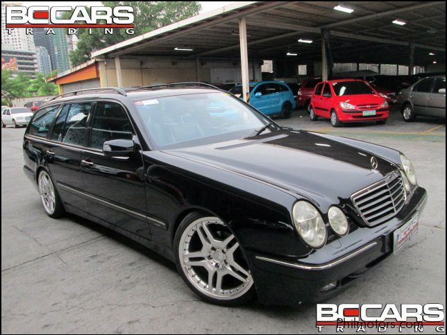Used mercedes benz e320 2001 e320 for sale pasig city for 2001 mercedes benz e320 for sale