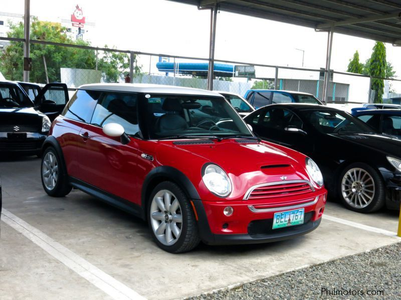 Used Mini Cooper S 2001 Cooper S For Sale Cebu Mini
