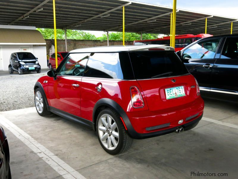 Used Mini Cooper S | 2001 Cooper S for sale | Cebu Mini ...
