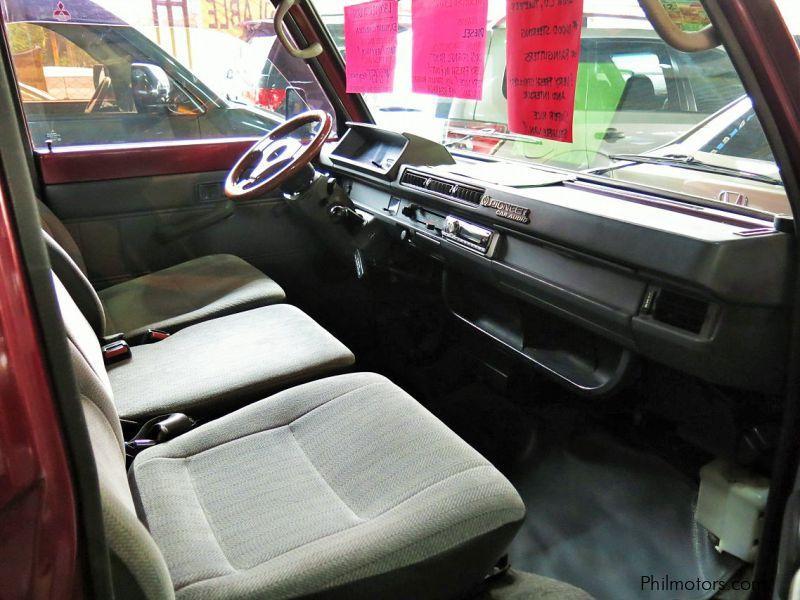 Mitsubishi L300 Versa Van | 2001 L300 Versa Van for sale | Quezon