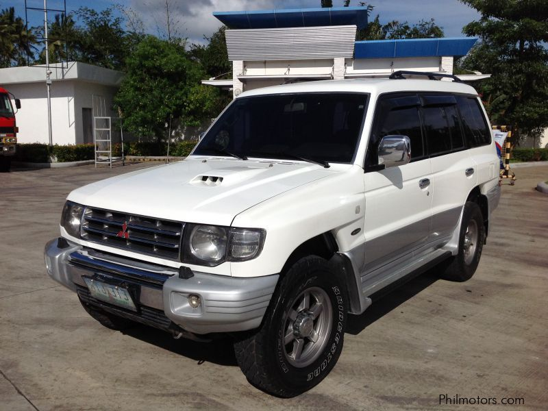 used mitsubishi pajero 2001 pajero for sale quezon. Black Bedroom Furniture Sets. Home Design Ideas