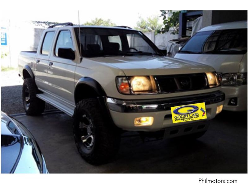 Used Nissan Frontier 2001 Frontier For Sale Pampanga Nissan