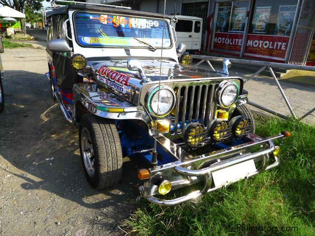 Used Owner Type Jeepney   2001 Jeepney for sale   Cavite Owner Type