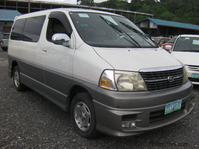 Used toyota grand hiace 2001 grand hiace for sale Grand motors used cars