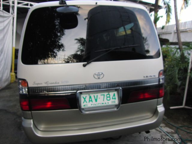 Used Cars For Sale Toyota Hiace Grandia