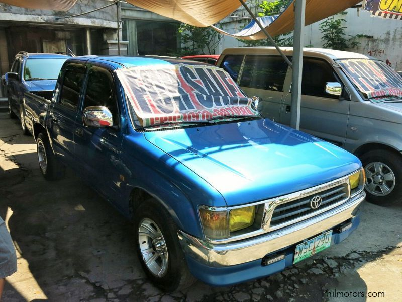 Used Toyota Hilux 2001 Hilux for sale