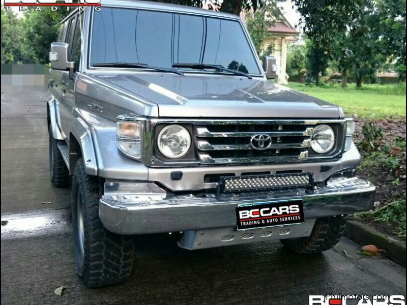 Used Toyota Land Cruiser Lc70 2001 Land Cruiser Lc70 For
