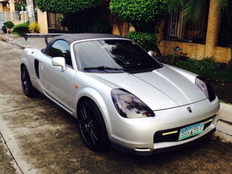 Superior Toyota MRS Spyderin Philippines ...