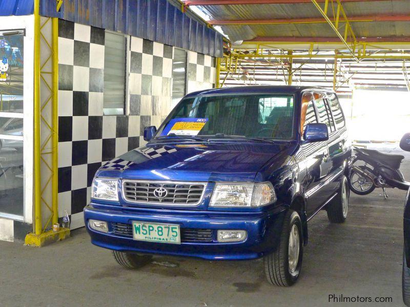 Used Toyota Revo GLX  2001 Revo GLX for sale  Quezon City Toyota