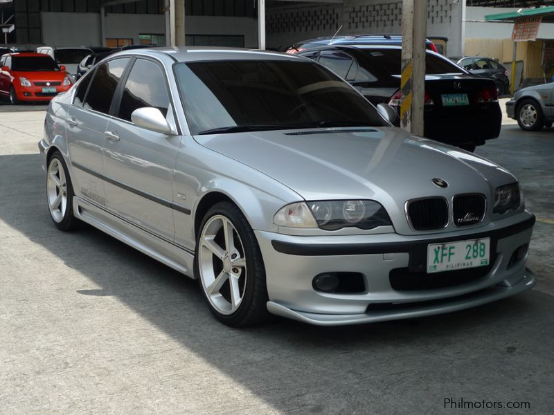 Used Bmw 318i 2002 318i For Sale Pasig City Bmw 318i