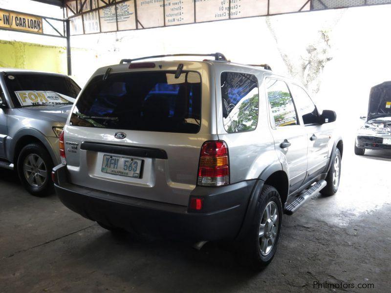 Used Ford Escape | 2002 Escape for sale | Pampanga Ford Escape sales | Ford Escape Price ...